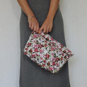 Floral Τσάντα Χειρός-2829