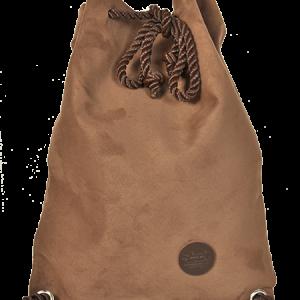 Καφέ Σουέτ Τσάντα Πλάτης-0